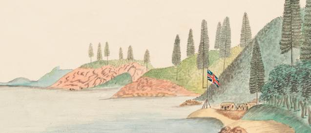 Our New Home: HM Supply Norfolk Island December 1789 and January 1790