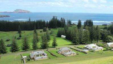 Lot 33 Norfolk Island